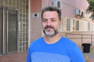 Moises Sagredo Sanchez